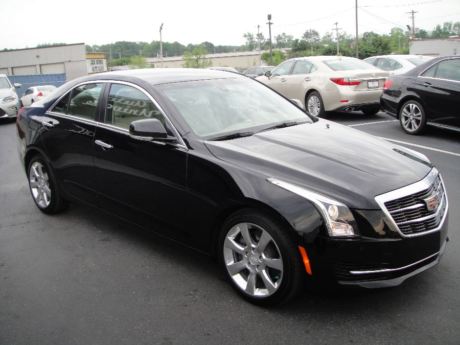 2015 Cadillac ATS 2.0L Turbo Luxury