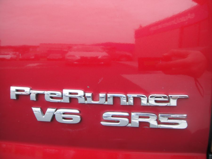 2005 Toyota Tacoma PreRunner
