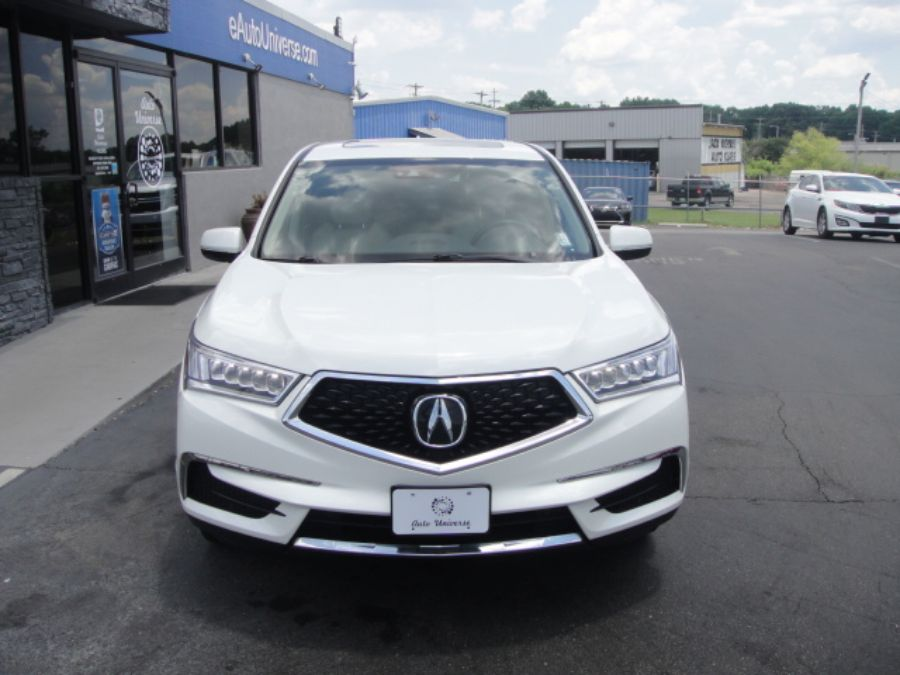 2017 Acura MDX 3.5L SH-AWD w/Technology Package