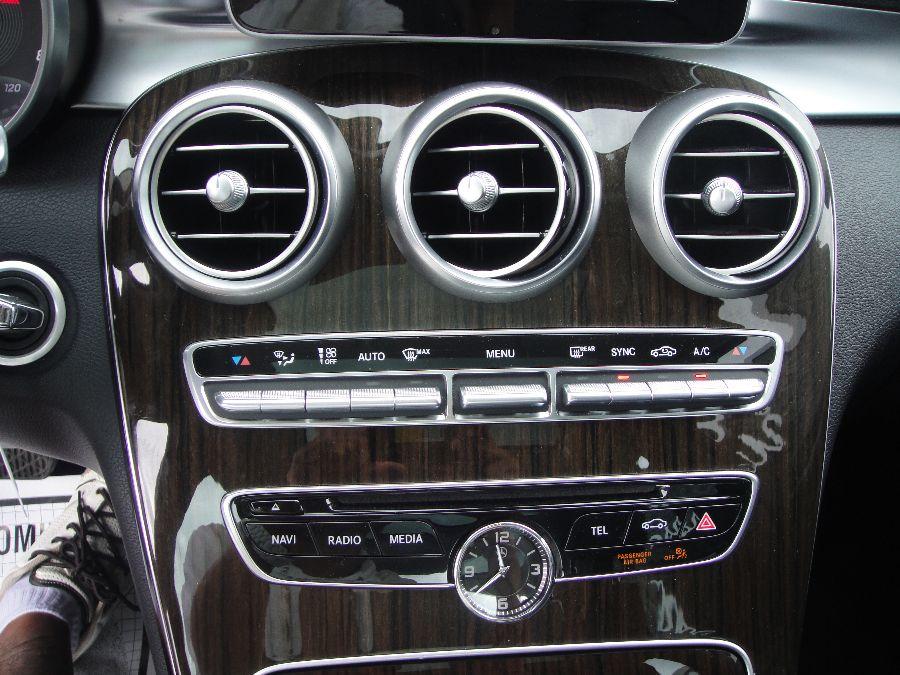2016 Mercedes-Benz C-Class C 300
