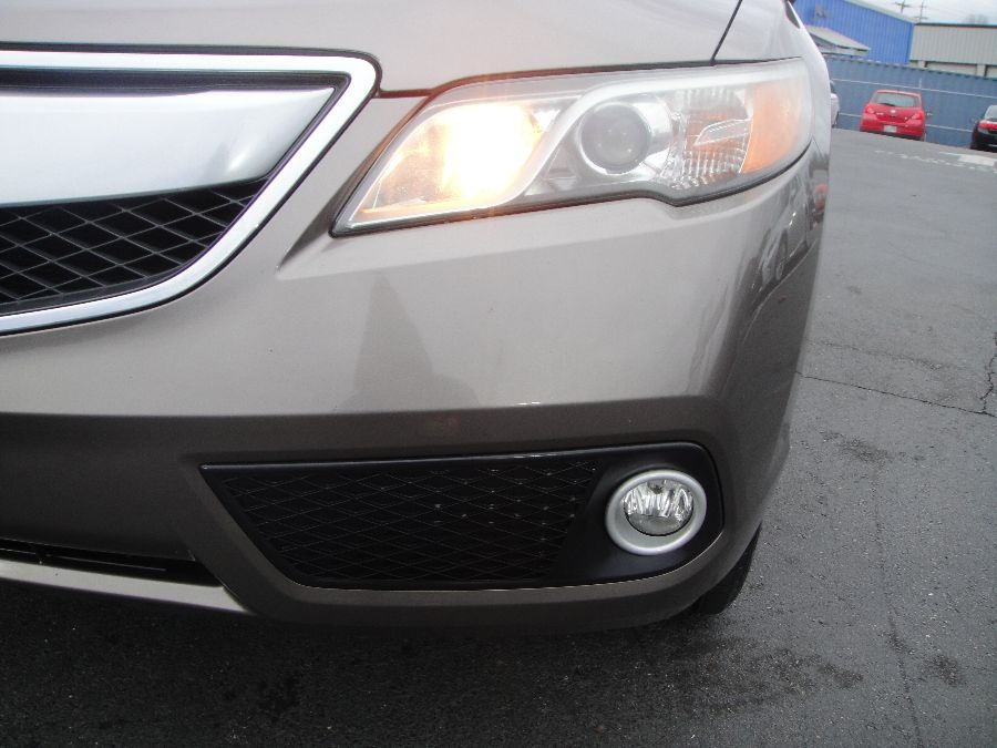 2013 Acura RDX Technology Package