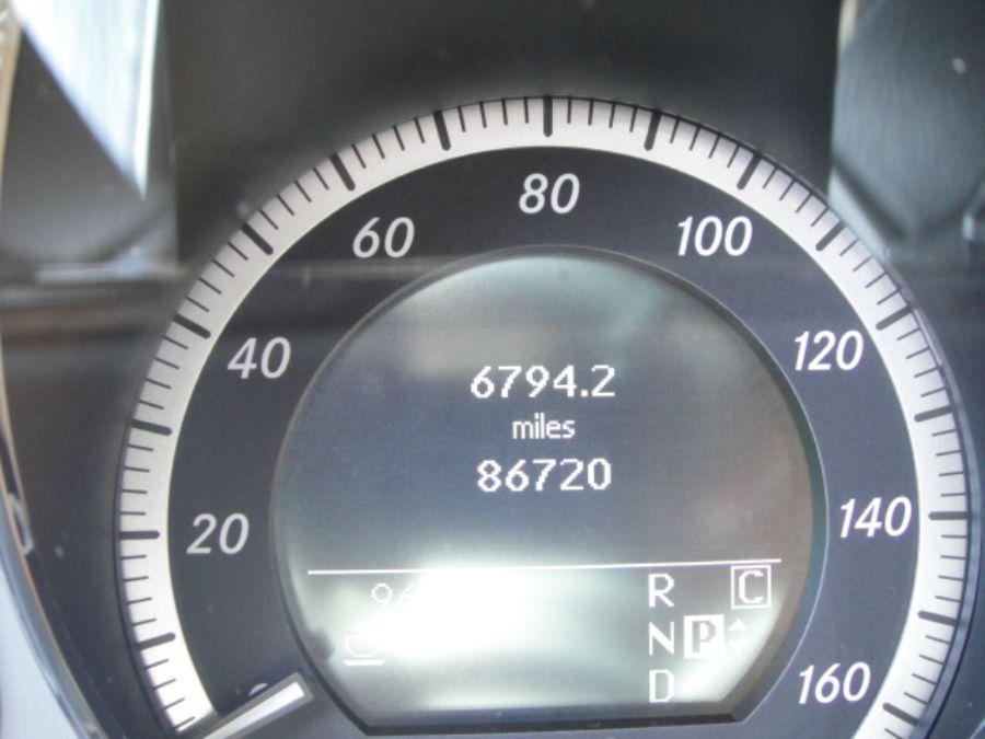 2010 Mercedes-Benz E-Class E 550 Sport