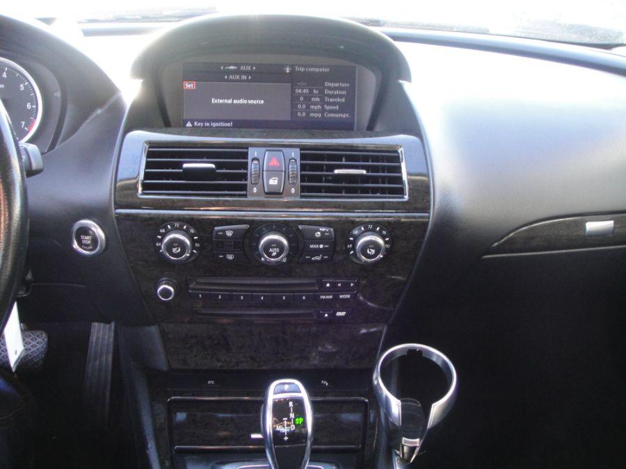 2009 BMW 6 Series 650i