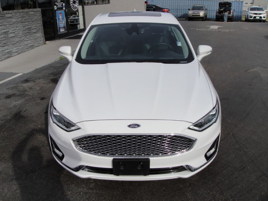 2019 Ford Fusion Hybrid Titanium