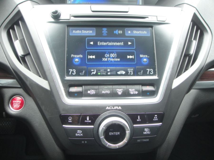 2014 Acura MDX 3.5L Technology Package SH-AWD