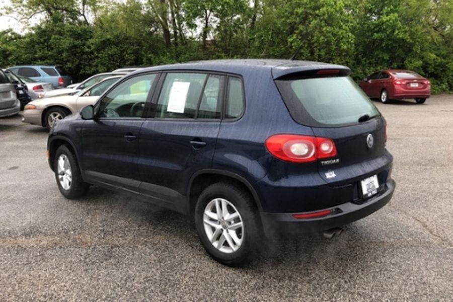 2011 Volkswagen Tiguan SE 4Motion