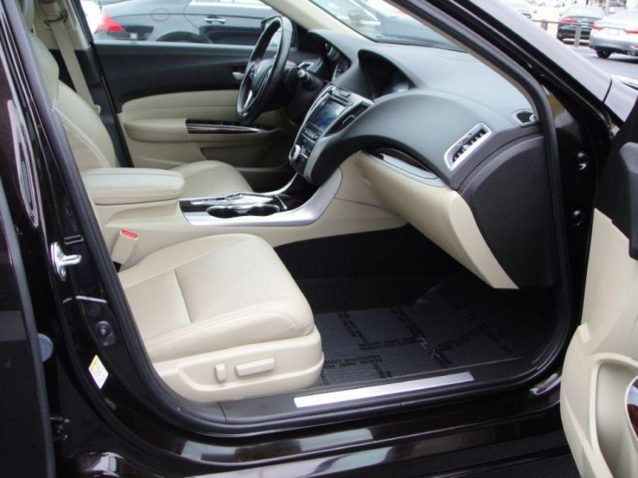2015 Acura TLX 3.5L V6