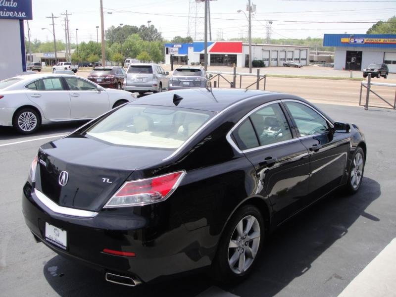 2012 Acura TL 3.5