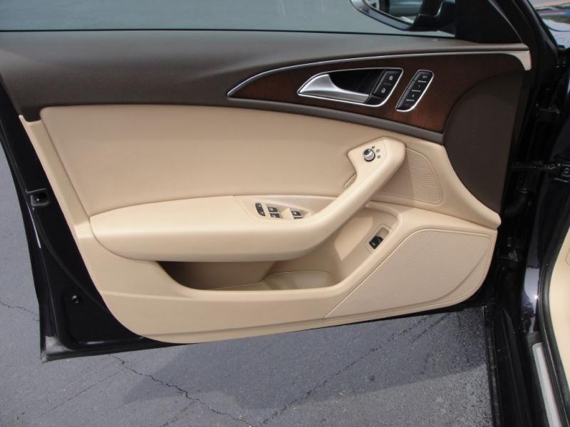 2013 Audi A6 2.0T Premium
