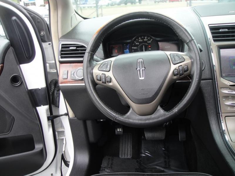 2011 Lincoln MKX Elite
