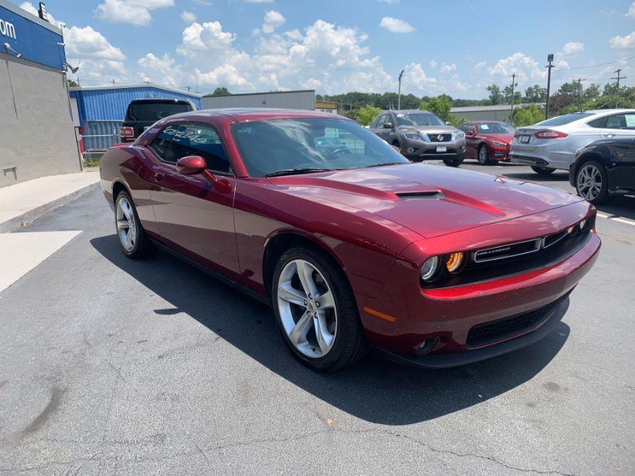 2018 Dodge Challenger R/T