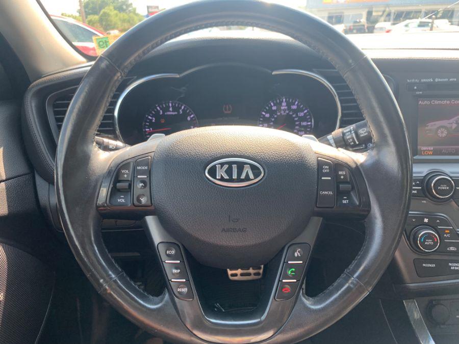 2012 Kia Optima SX