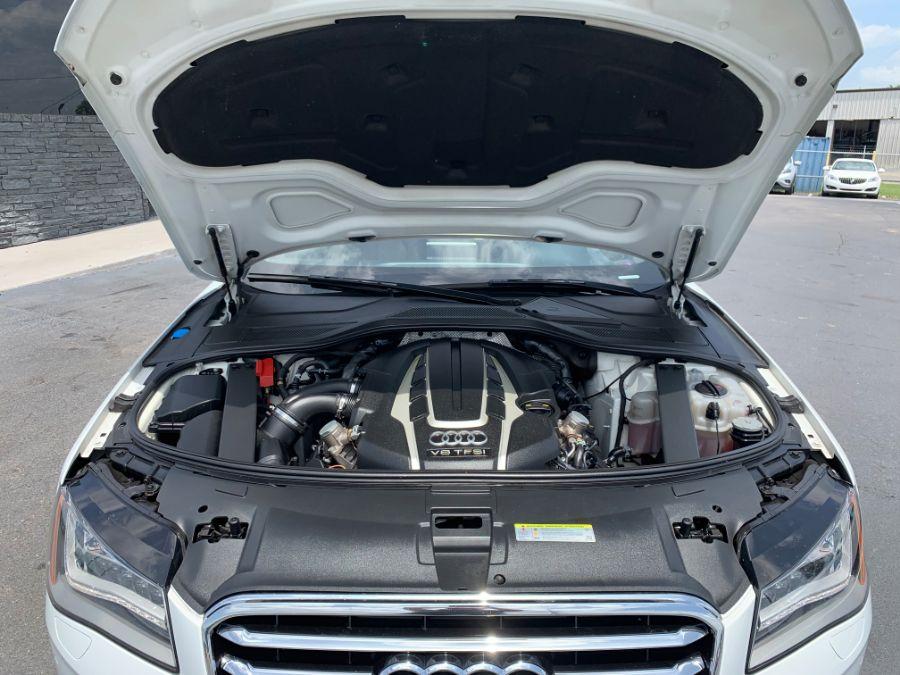 2014 Audi A8 L 4.0T