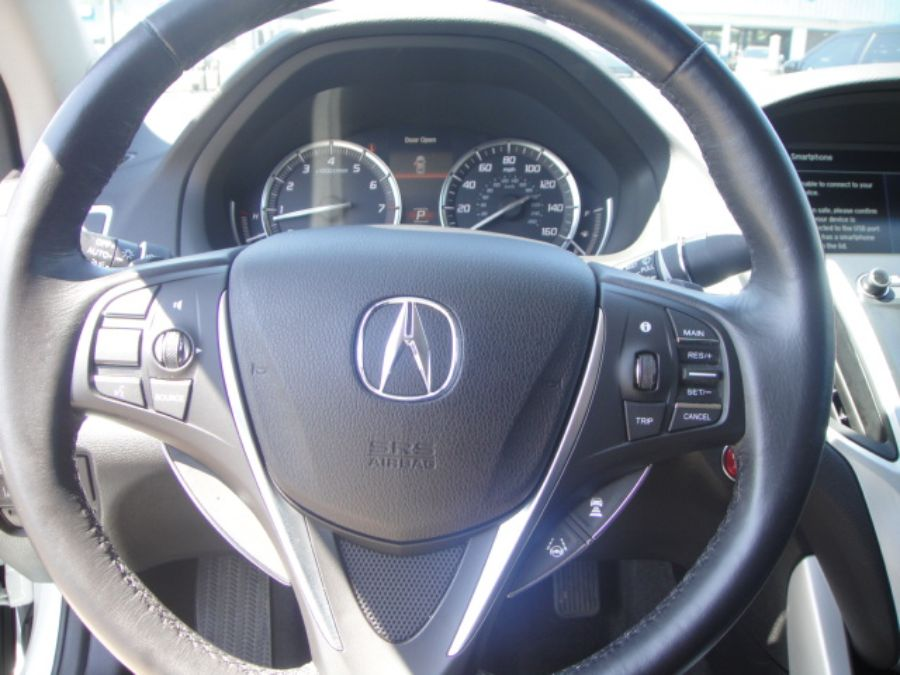 2018 Acura TLX 3.5L V6 w/Advance Package